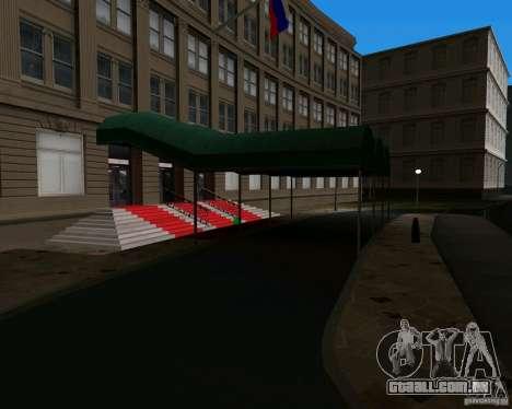 Priparkovanyj transporte v 3,0-de-Final para GTA San Andreas twelth tela