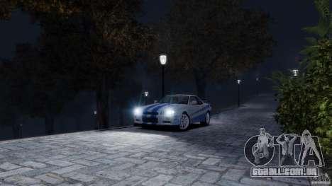 Low End PC ENB By batter para GTA 4 décima primeira imagem de tela