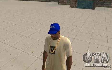 Cap WCCB para GTA San Andreas