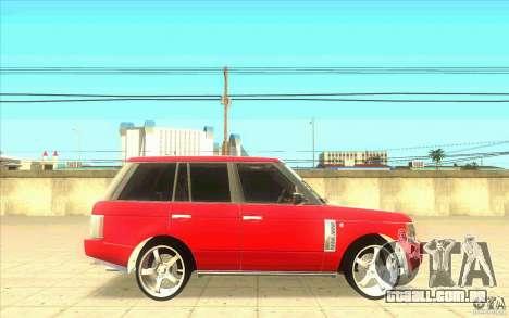 Arfy Wheel Pack 2 para GTA San Andreas nono tela