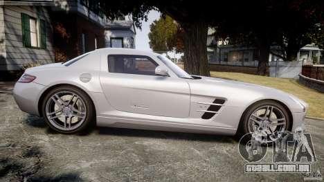 Mercedes-Benz SLS AMG 2010 [EPM] para GTA 4 vista lateral