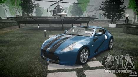 Nissan 370Z Coupe 2010 para GTA 4
