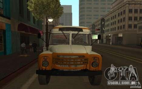 Kavz 3976 KAVZOZIL para GTA San Andreas vista superior