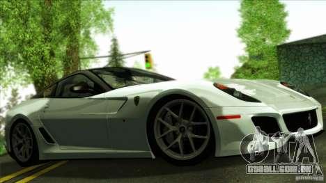 SA_New gráfico HQ para GTA San Andreas quinto tela