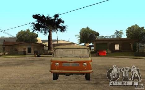 UAZ 450v para GTA San Andreas vista direita