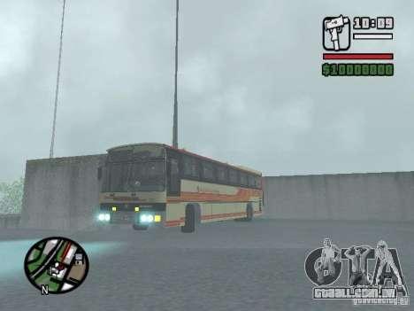 MARCOPOLO III SCANIA 112 para GTA San Andreas vista superior