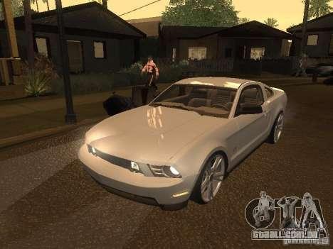 Ford Mustang 2011 GT para GTA San Andreas