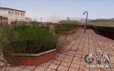 Behind Space Of Realities 2013 para GTA San Andreas terceira tela