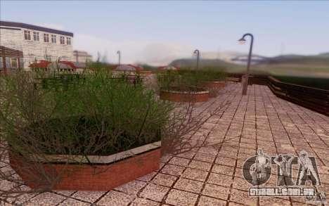 Behind Space Of Realities 2013 para GTA San Andreas terceira tela