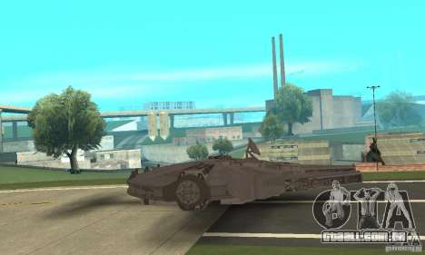 Millenium Falcon! para GTA San Andreas