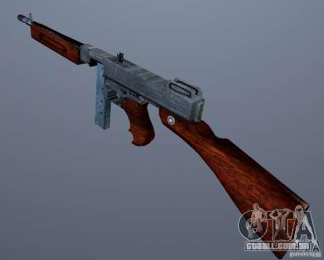 WW2 Era U.S. Weaponspack para GTA Vice City