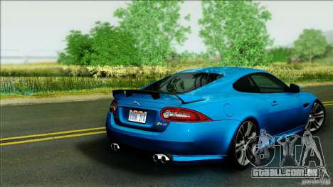 SA_New gráfico HQ para GTA San Andreas por diante tela