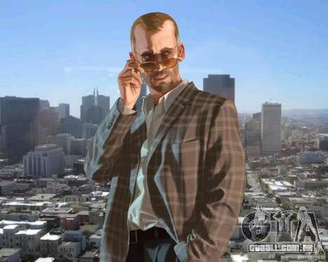 Tela de boot em San Francisco para GTA 4 sexto tela