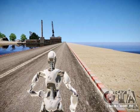 Crash Test Dummy para GTA 4 segundo screenshot