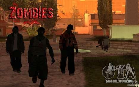 Criaturas místicas para GTA San Andreas twelth tela