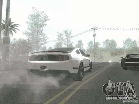 ENBSeries by Shake para GTA San Andreas sétima tela
