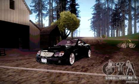 ENBSeries por _SilveR_ v 2.0 para GTA San Andreas