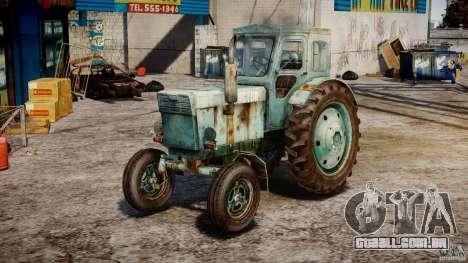 Trator T-40 m para GTA 4