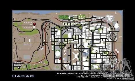 Welcome to Las Vegas para GTA San Andreas sexta tela