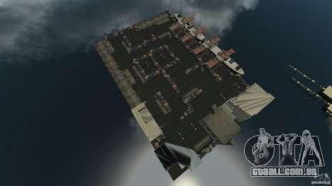 Tokyo Docks Drift para GTA 4 segundo screenshot