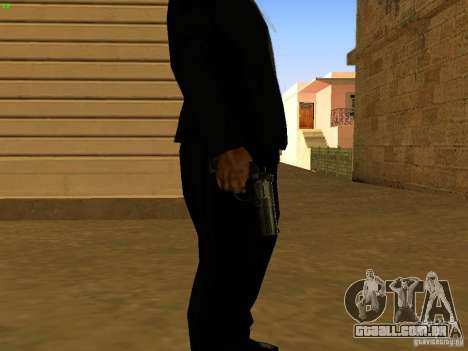 MP 412 para GTA San Andreas segunda tela