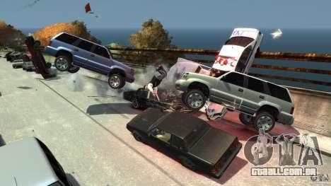 Heavy Car para GTA 4 sétima tela