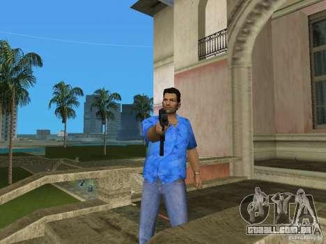 New Reality Gameplay para GTA Vice City por diante tela