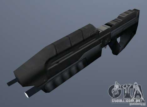 MA5B-Sturmgewehr beta v.1.0 para GTA Vice City