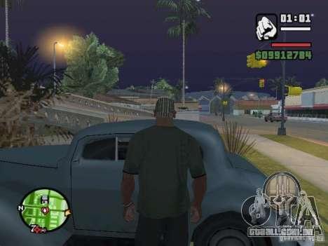 Lock picking para máquinas como no Mafia 2 para GTA San Andreas segunda tela