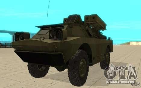 9 k 31 Strela-1 padrão para GTA San Andreas