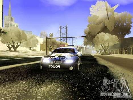 ENBSeries by Maksss@ para GTA San Andreas terceira tela
