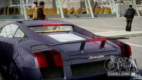 Lamborghini Gallardo Superleggera para GTA 4 rodas