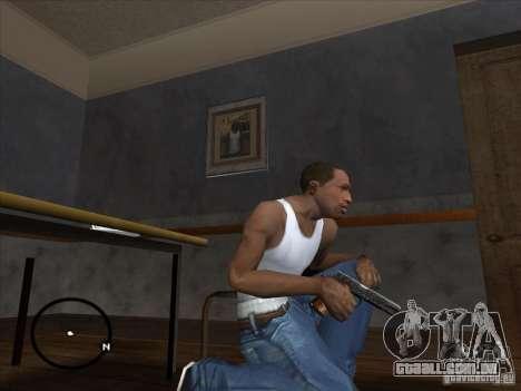 Colt para GTA San Andreas