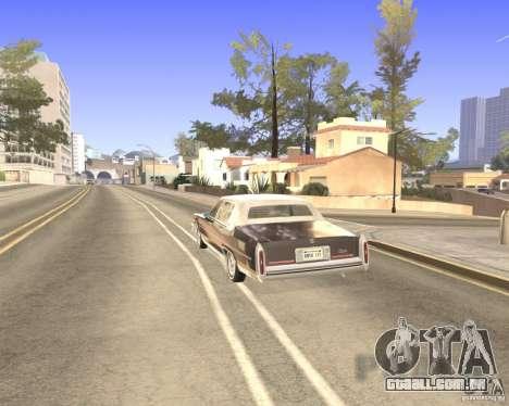 ENBSeries By Krivaseef para GTA San Andreas sétima tela