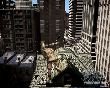 Modern Warfare 3 Soap Europe para GTA 4 por diante tela