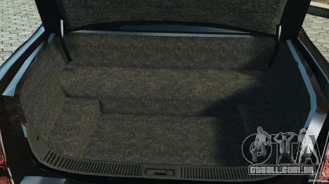Lincoln Town Car 2006 v1.0 para GTA 4 vista superior