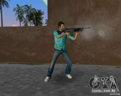 Pak de GTA 4 The Ballad of Gay Tony para GTA Vice City sexta tela