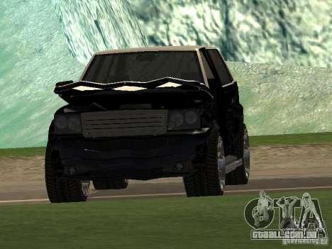 Huntley no GTA IV para GTA San Andreas vista interior