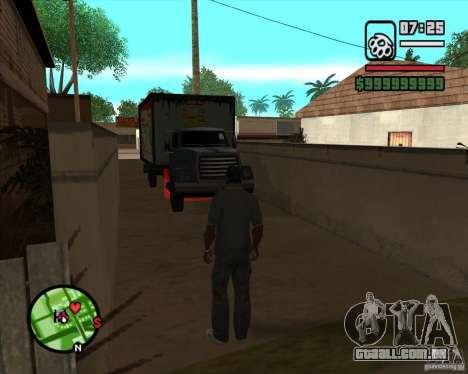 CJ-carregador para GTA San Andreas