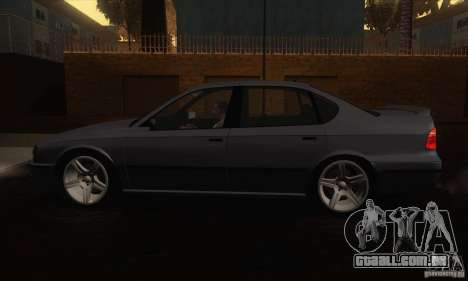 GTA IV Merit para GTA San Andreas esquerda vista