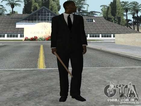 Os guarda-costas para GTA San Andreas terceira tela