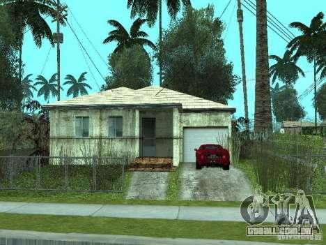 Mega Cars Mod para GTA San Andreas sexta tela