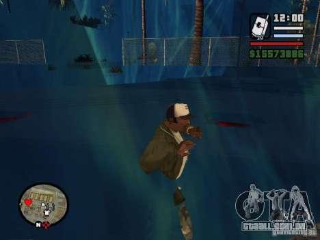 Tsunami para GTA San Andreas segunda tela