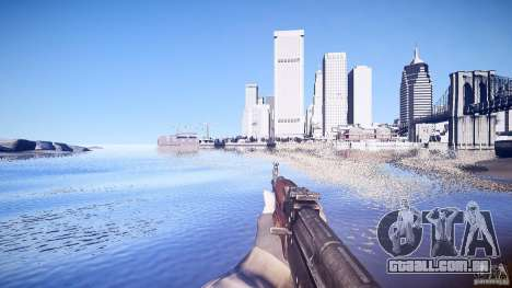 O novo AK-47 para GTA 4 terceira tela