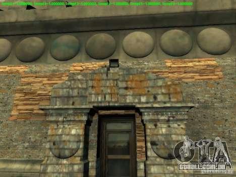 Estátua da liberdade 2013 para GTA San Andreas oitavo tela