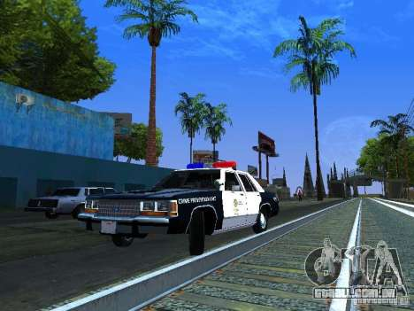 Ford Crown Victoria LTD 1992 LSPD para GTA San Andreas