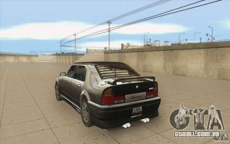 GTA3 HD Vehicles Tri-Pack III v.1.1 para GTA San Andreas vista traseira