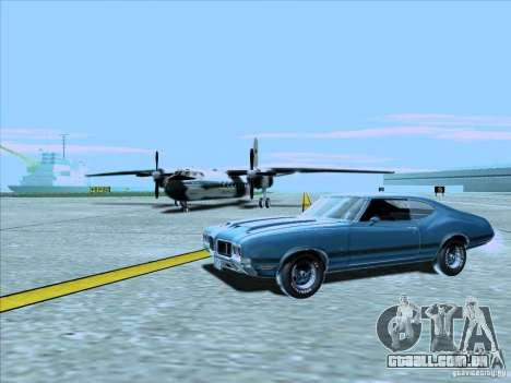 ENB Series v1.5 Realistic para GTA San Andreas décima primeira imagem de tela