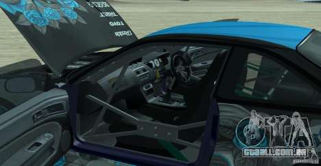 Nissan Silvia S14 NonGrata para GTA San Andreas vista direita
