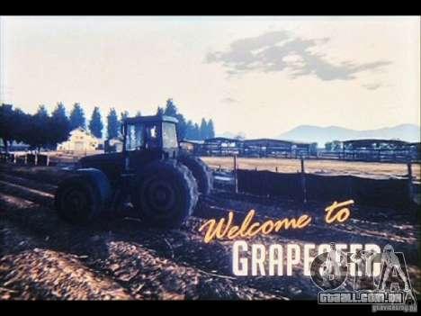 Videoskrinšoty de GTA V para GTA San Andreas terceira tela